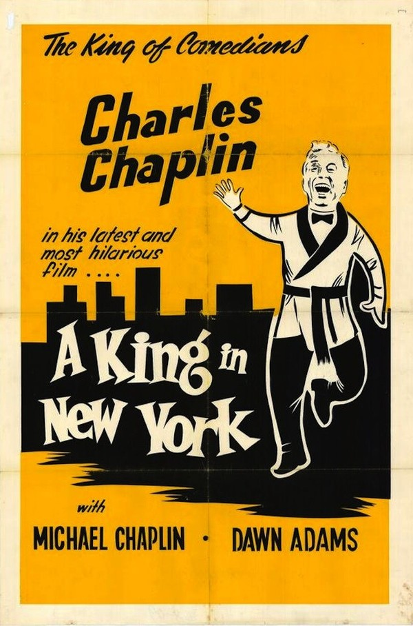 A King In New York online