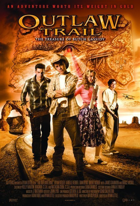Outlaw Trail: The Treasure of Butch Cassidy online