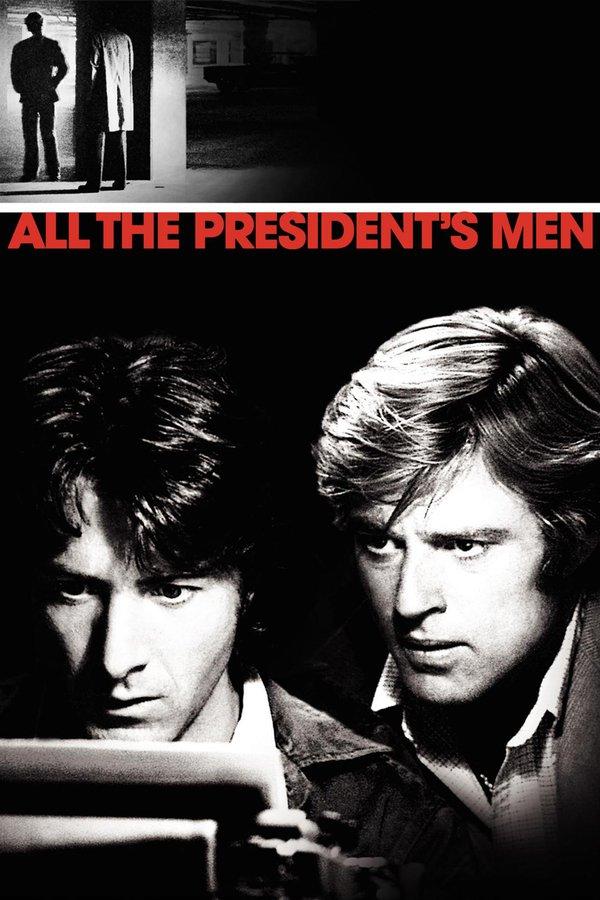 Všichni prezidentovi muži online