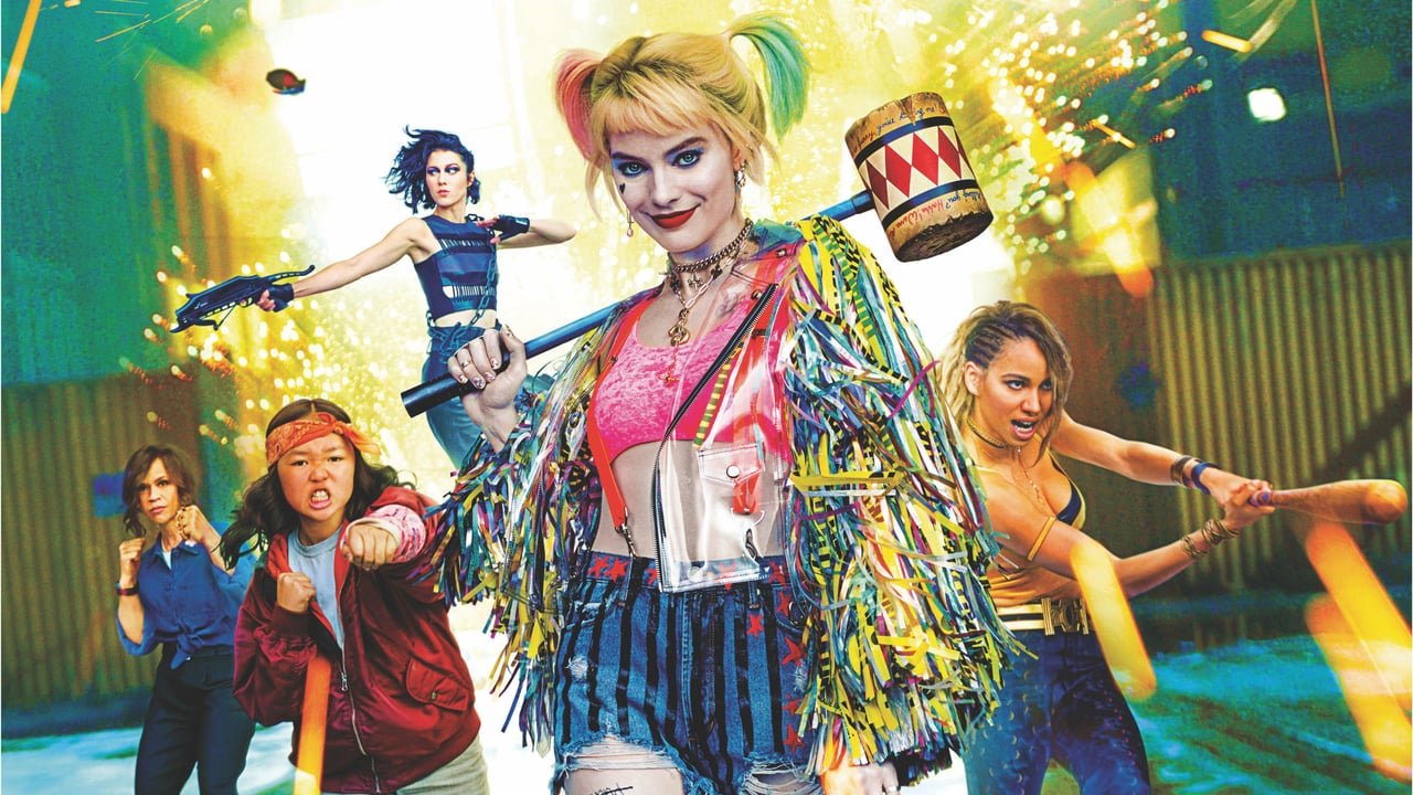 Birds of Prey (Podivuhodná proměna Harley Quinn) - Tržby a návštěvnost
