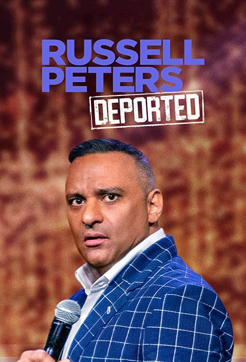 Russell Peters: Deported online