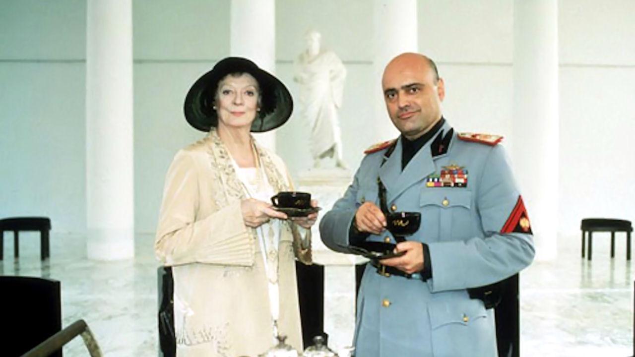 Čaj s Mussolinim - Tržby a návštěvnost