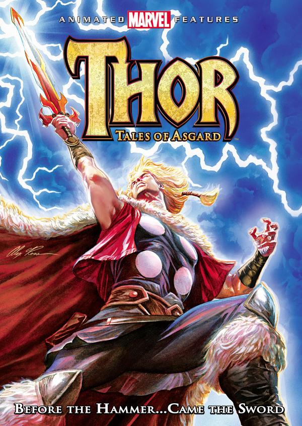 Thor: Příběhy z Asgardu online