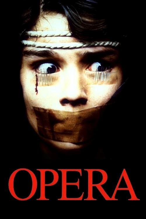 Děs v opeře online