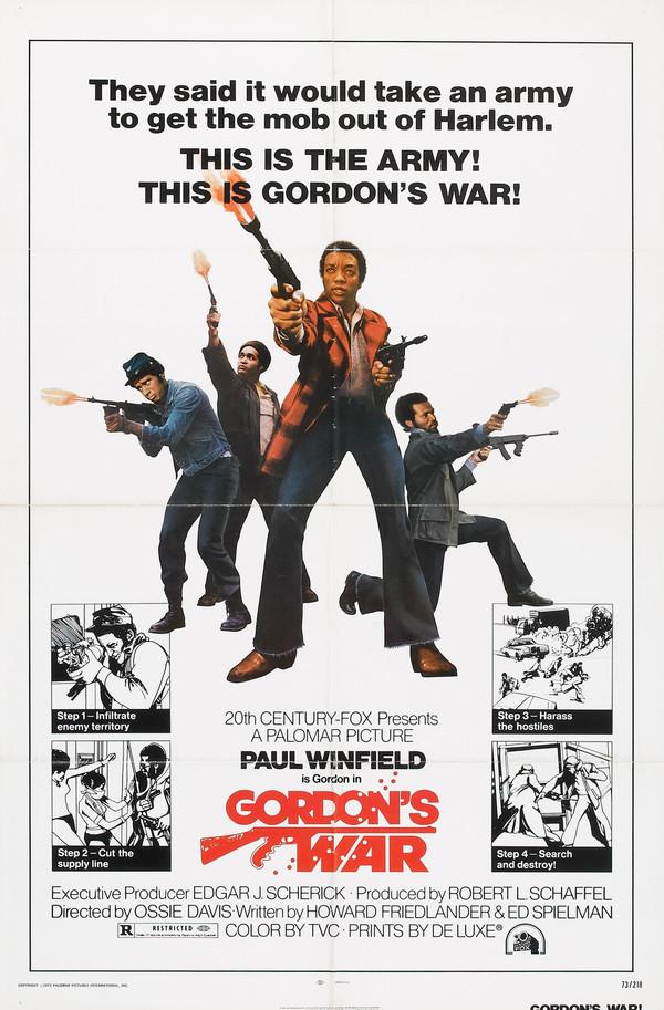 Gordon's War online