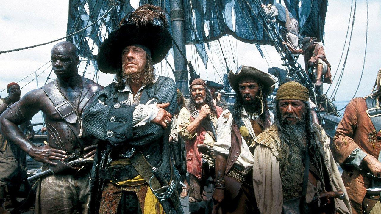 Piráti z Karibiku: Prokletí Černé Perly online