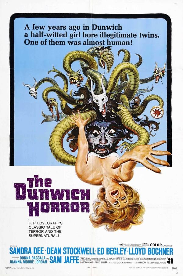 Horor v Dunwichi online