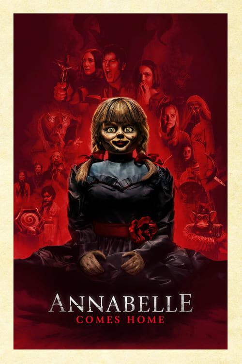 Annabelle 3 - Tržby a návštěvnost