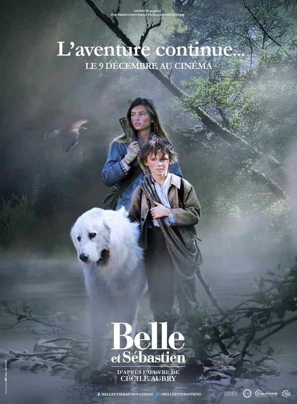 Bella a Sebastián 2: Dobrodružství pokračuje online