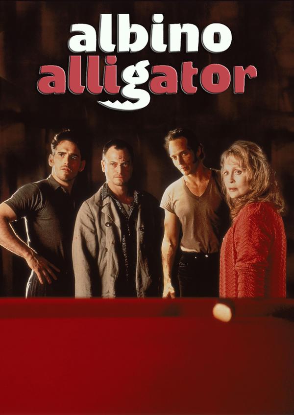 Albino Alligator online