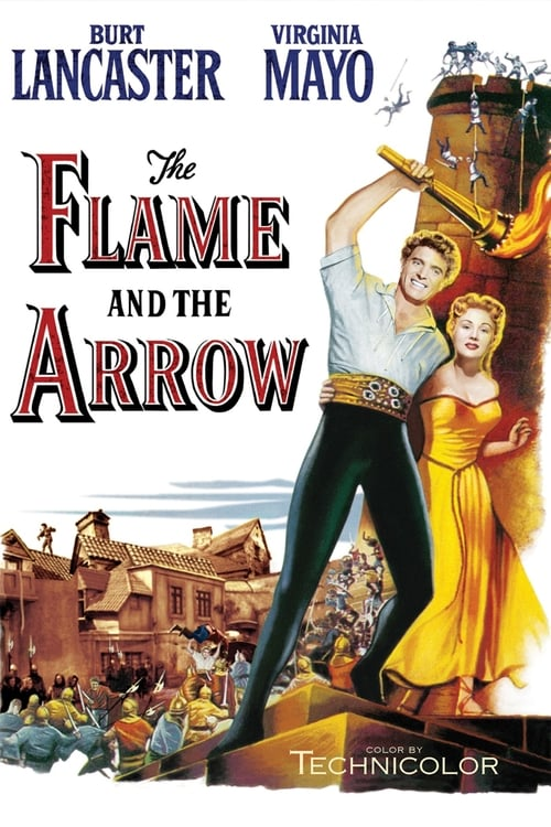 The Flame and the Arrow online