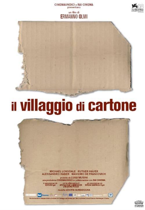 The Cardboard Village online