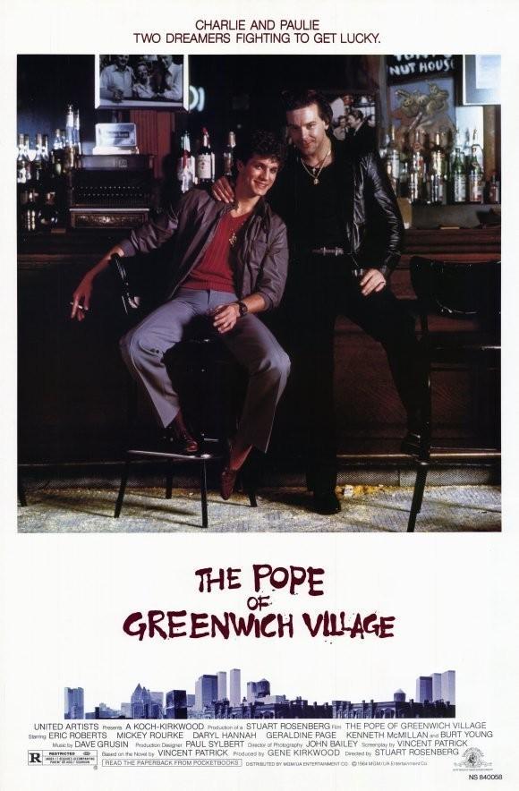 Papež z Greenwich Village online