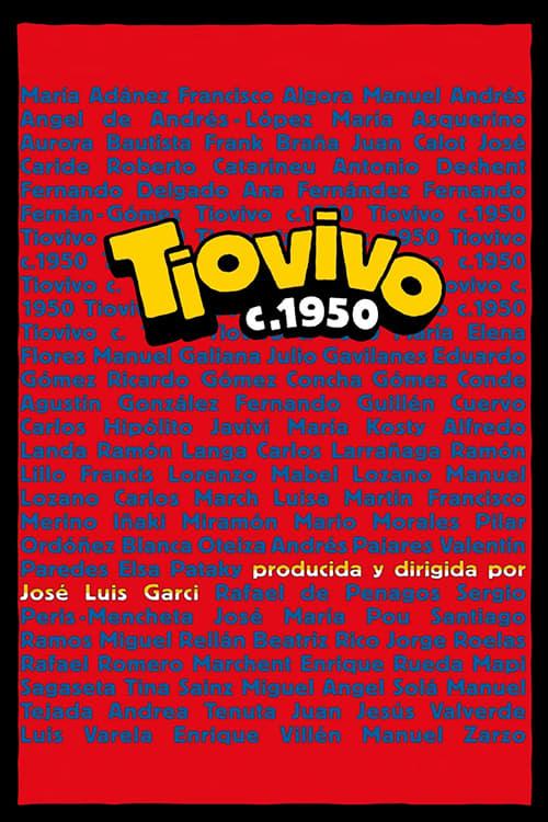 Tiovivo c. 1950 online