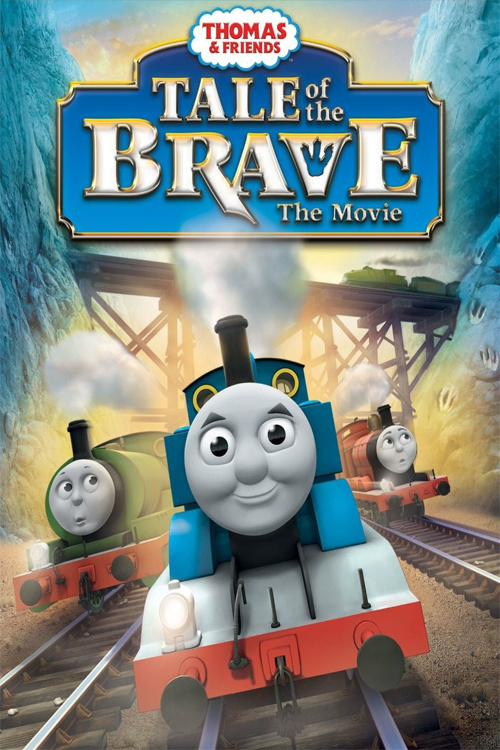 Thomas & Friends: Tale of the Brave - The Movie online
