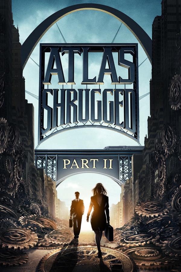 Atlasova vzpoura: 2. část online