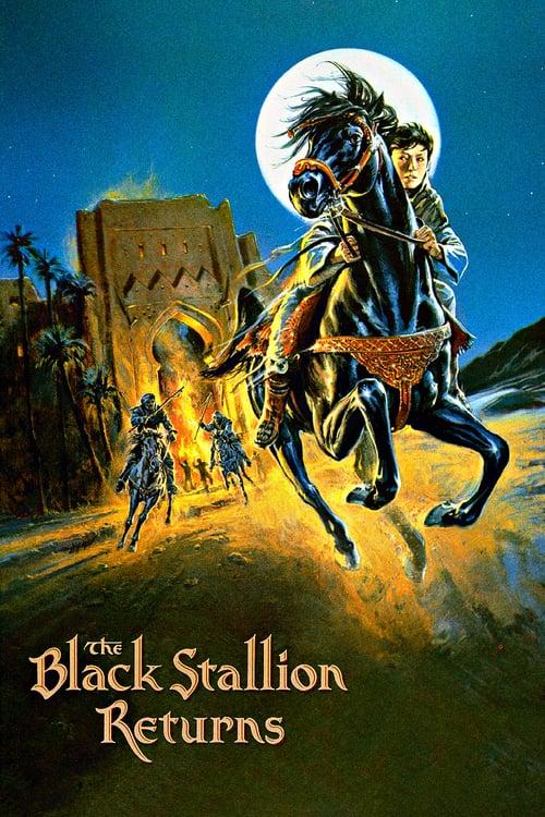 The Black Stallion Returns online