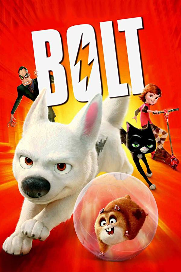 Bolt - pes pro každý případ online