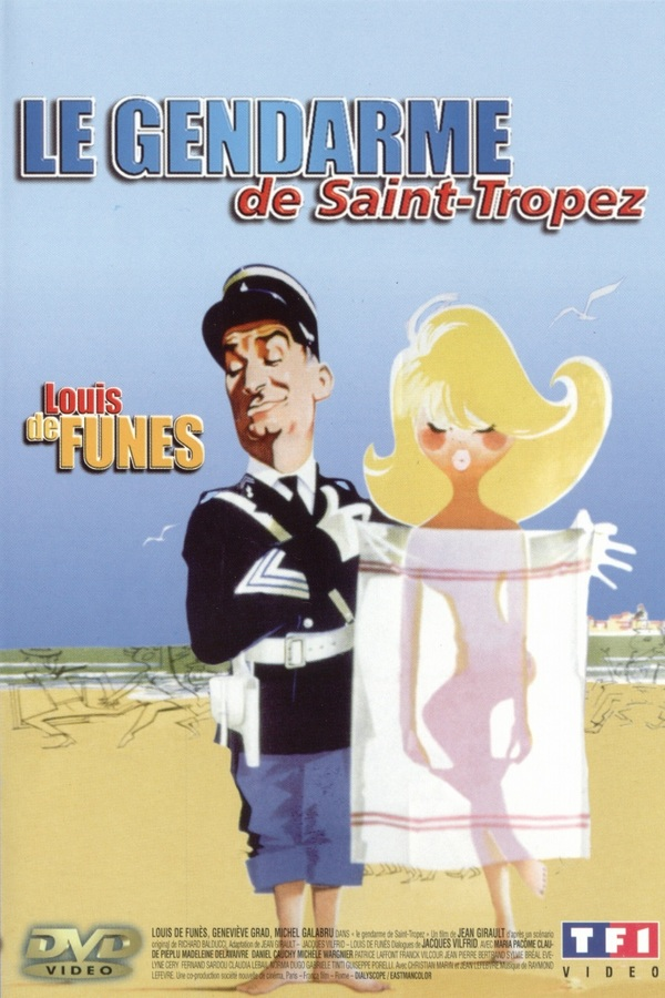Četník ze Saint Tropez online