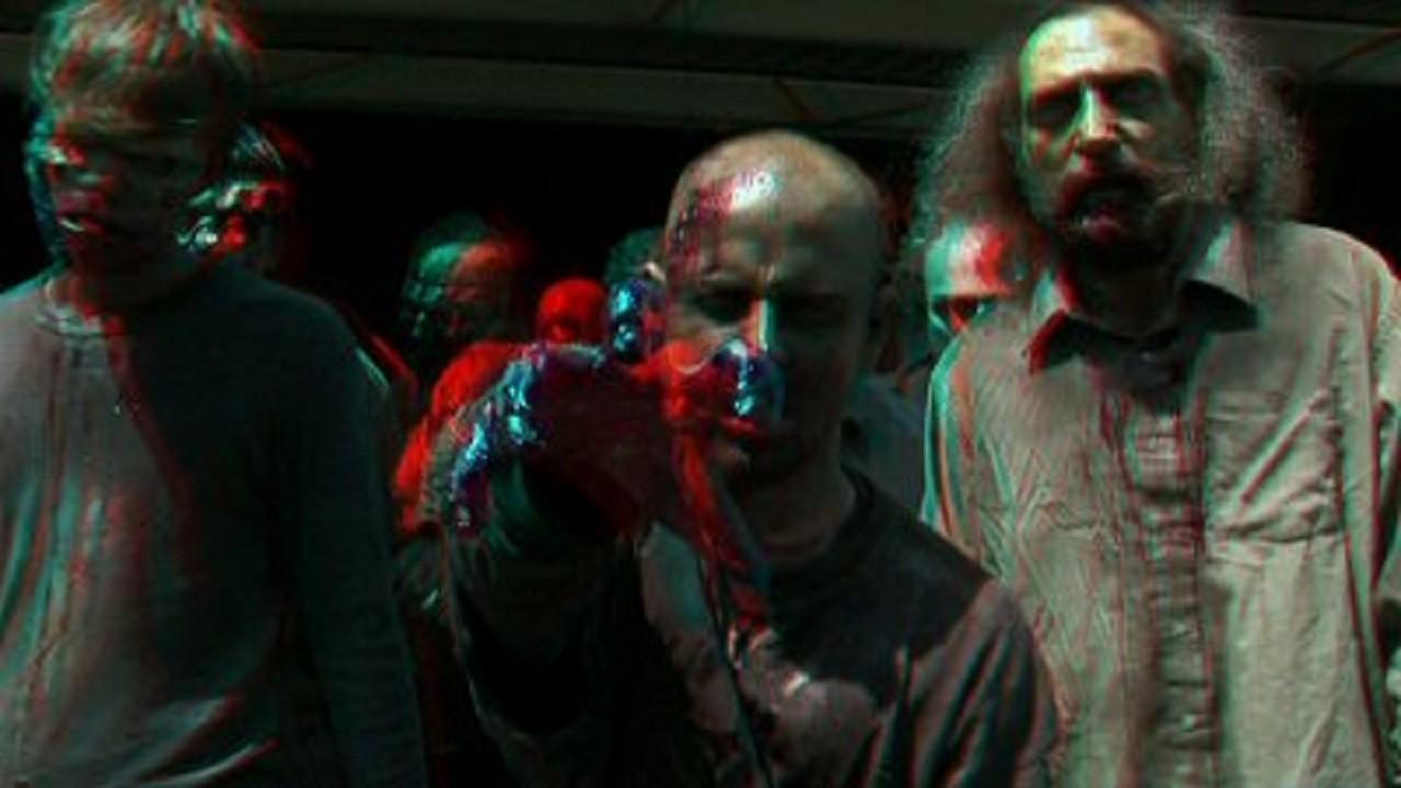 Noc oživlých mrtvol 3D - Tržby a návštěvnost