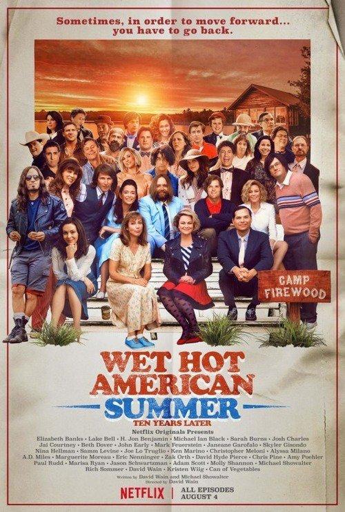 Wet Hot American Summer: Ten Years Later online