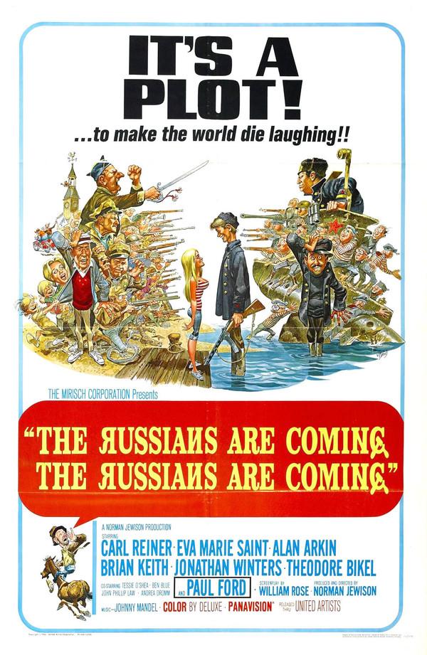 The Russians Are Coming, the Russians Are Coming online