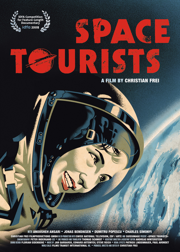 Space Tourists online