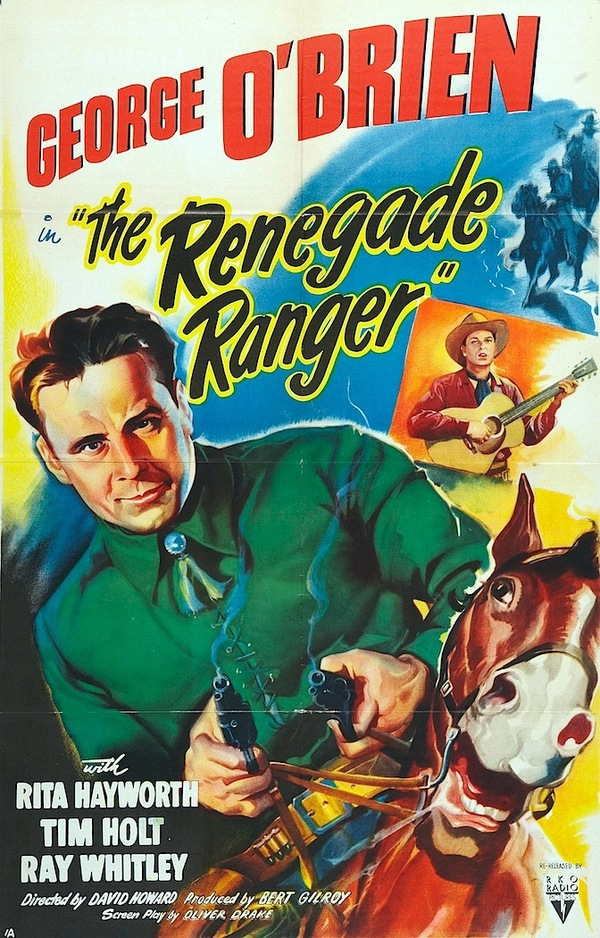 The Renegade Ranger online