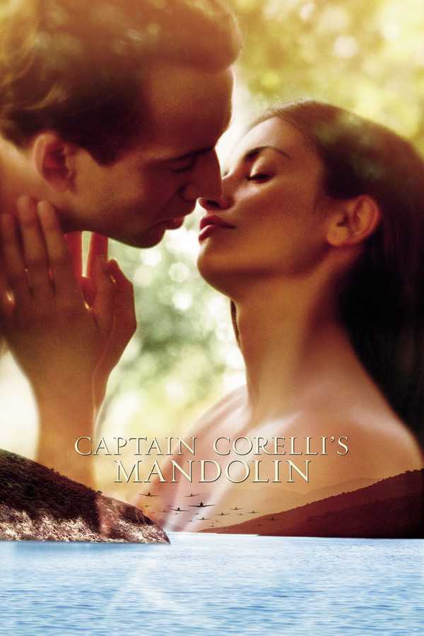 Mandolína kapitána Corelliho online