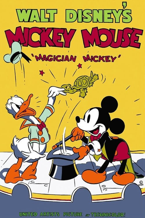 Magician Mickey online