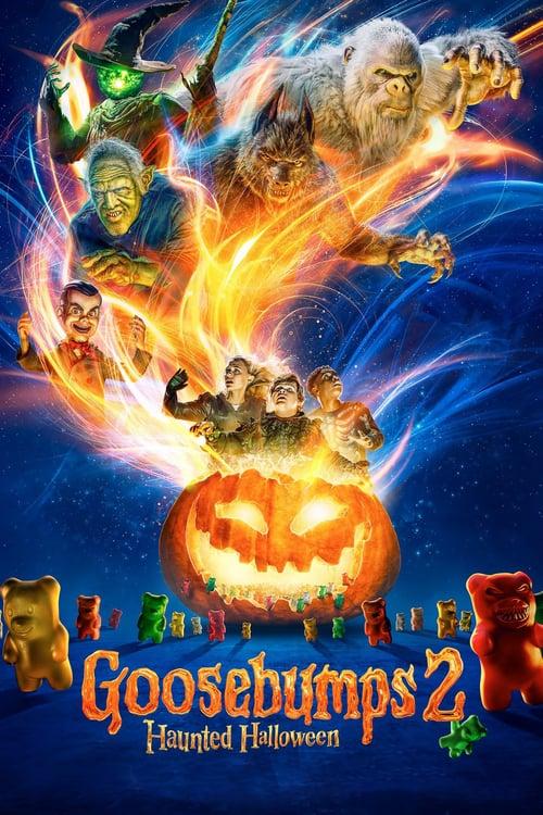 Husí kůže 2: Ukradený Halloween online