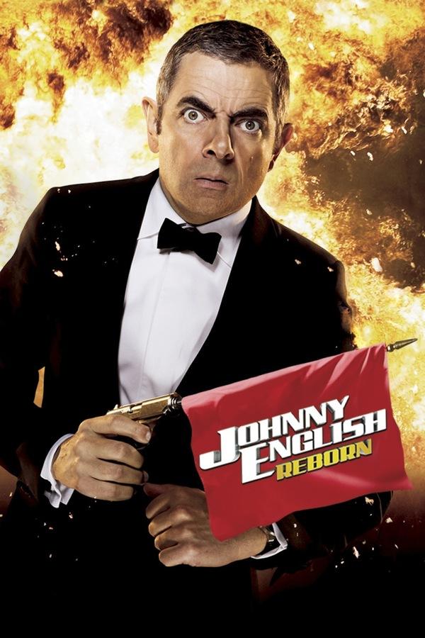 Johnny English se vrací online