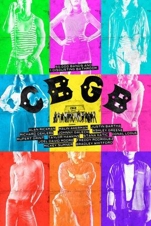 CBGB: Kolébka punku online