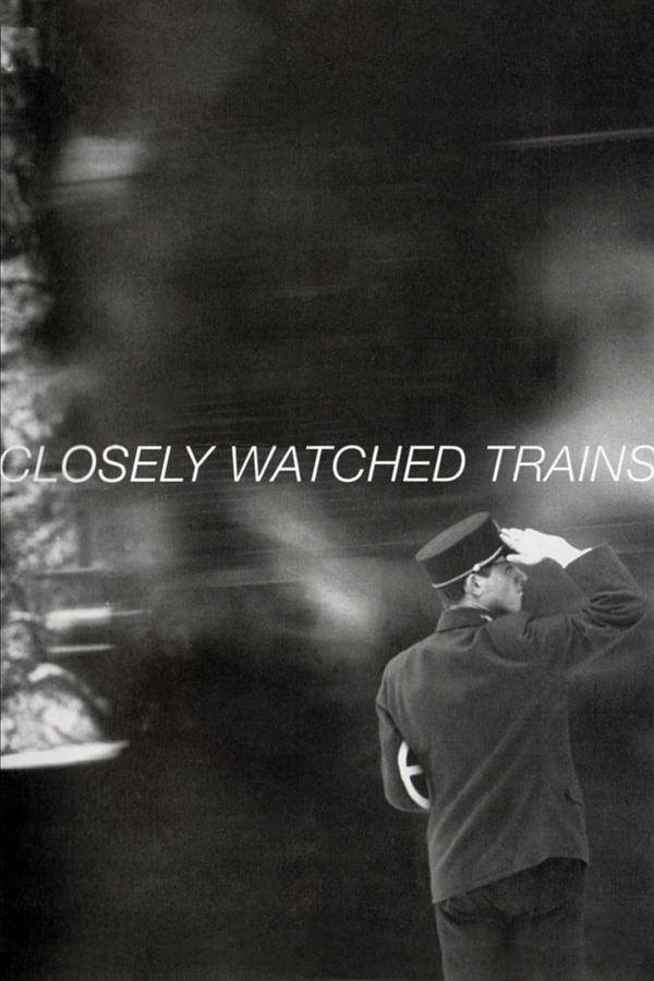 Ostře sledované vlaky online