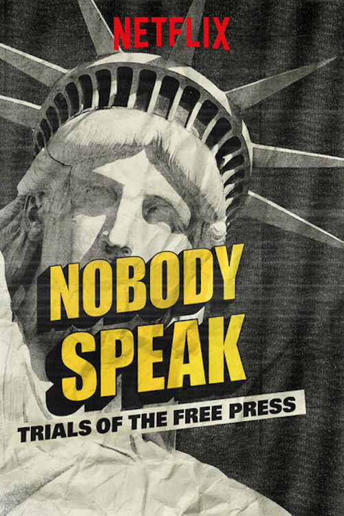Nobody Speak: Trials of the Free Press online