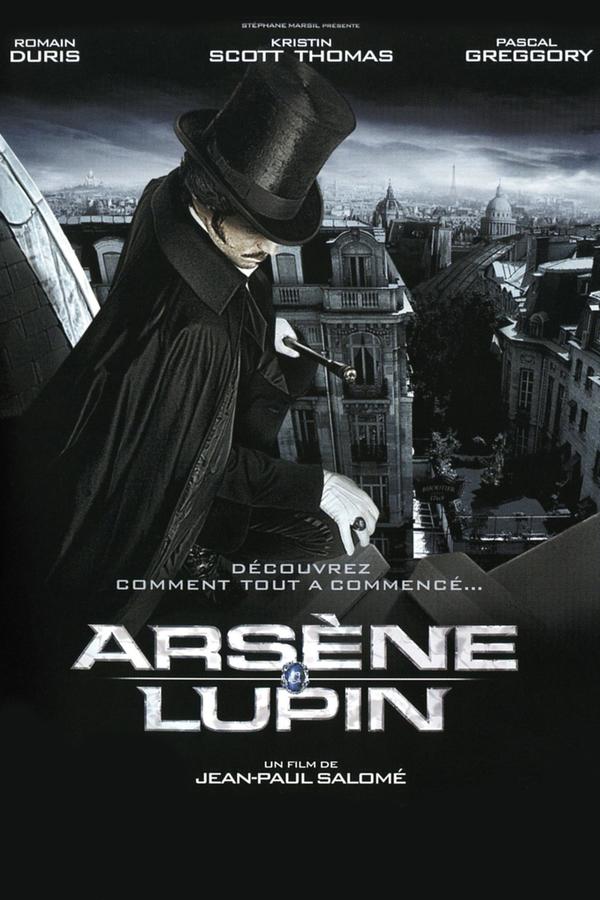 Arsene Lupin - zloděj gentleman online