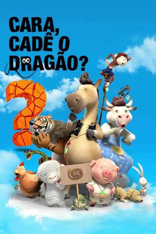 Where's the Dragon? online