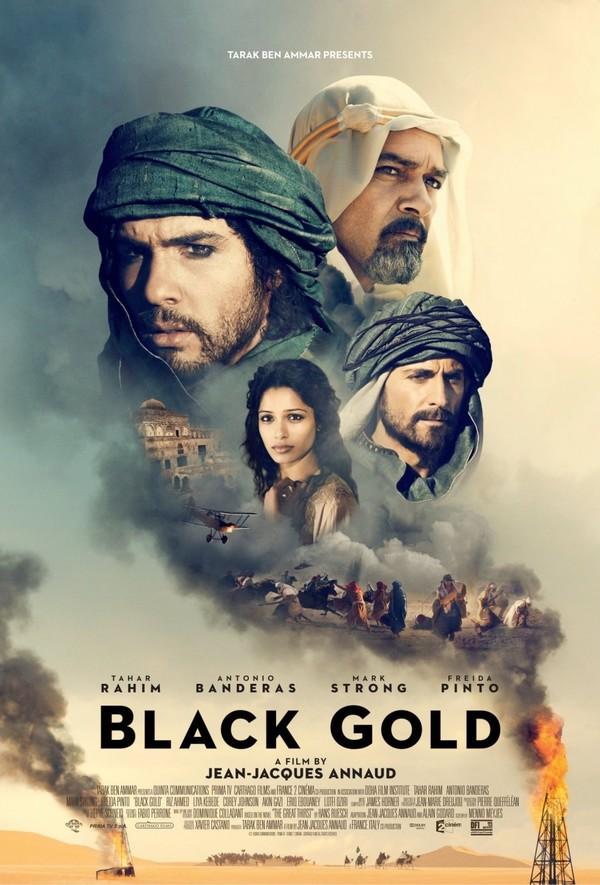 Černé zlato online