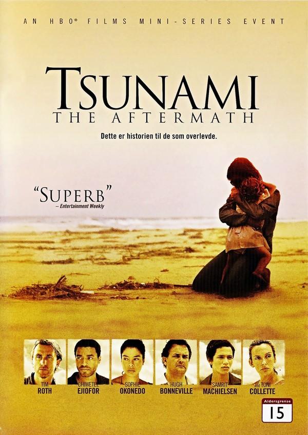 Tsunami: následky online