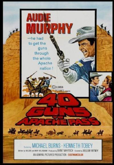 40 Guns to Apache Pass online