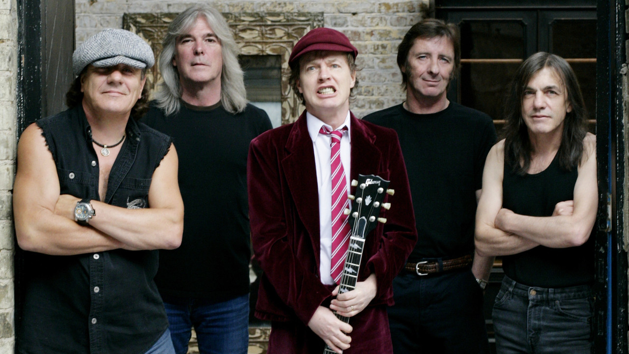AC/DC: Family Jewels online