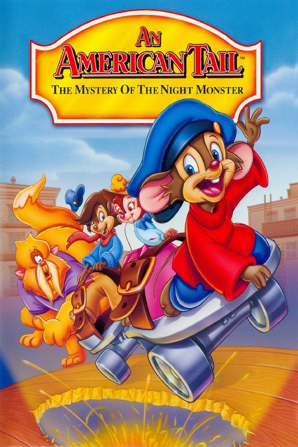 An American Tail: The Mystery of the Night Monster online