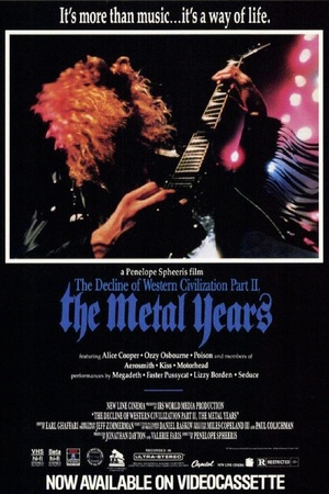 The Decline of Western Civilization: Part II - The Metal Years online