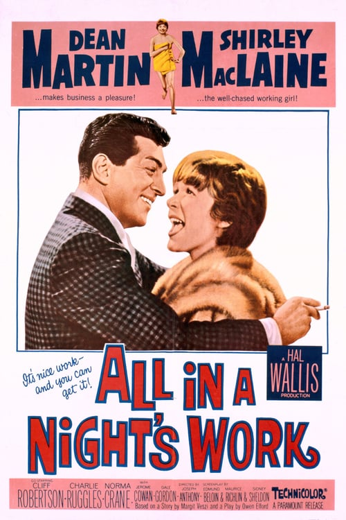 All in a Night's Work online