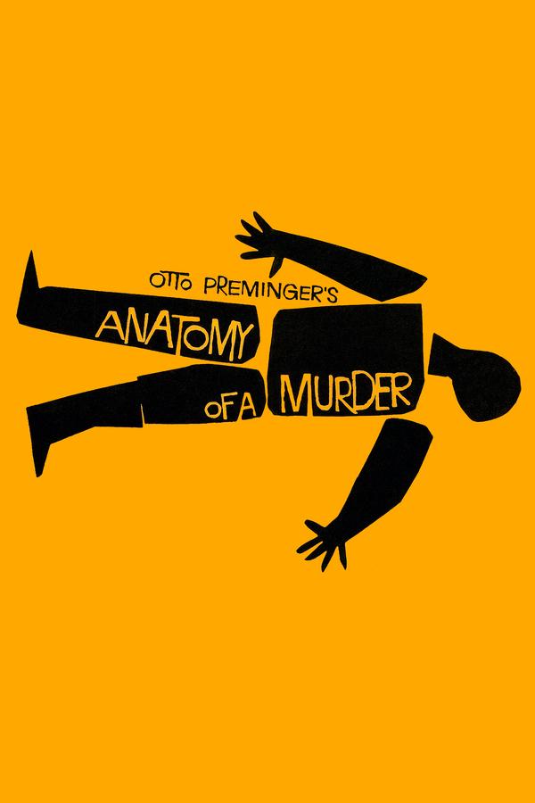 Anatomy of a Murder online