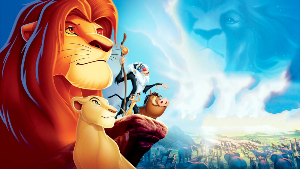 Lví král online