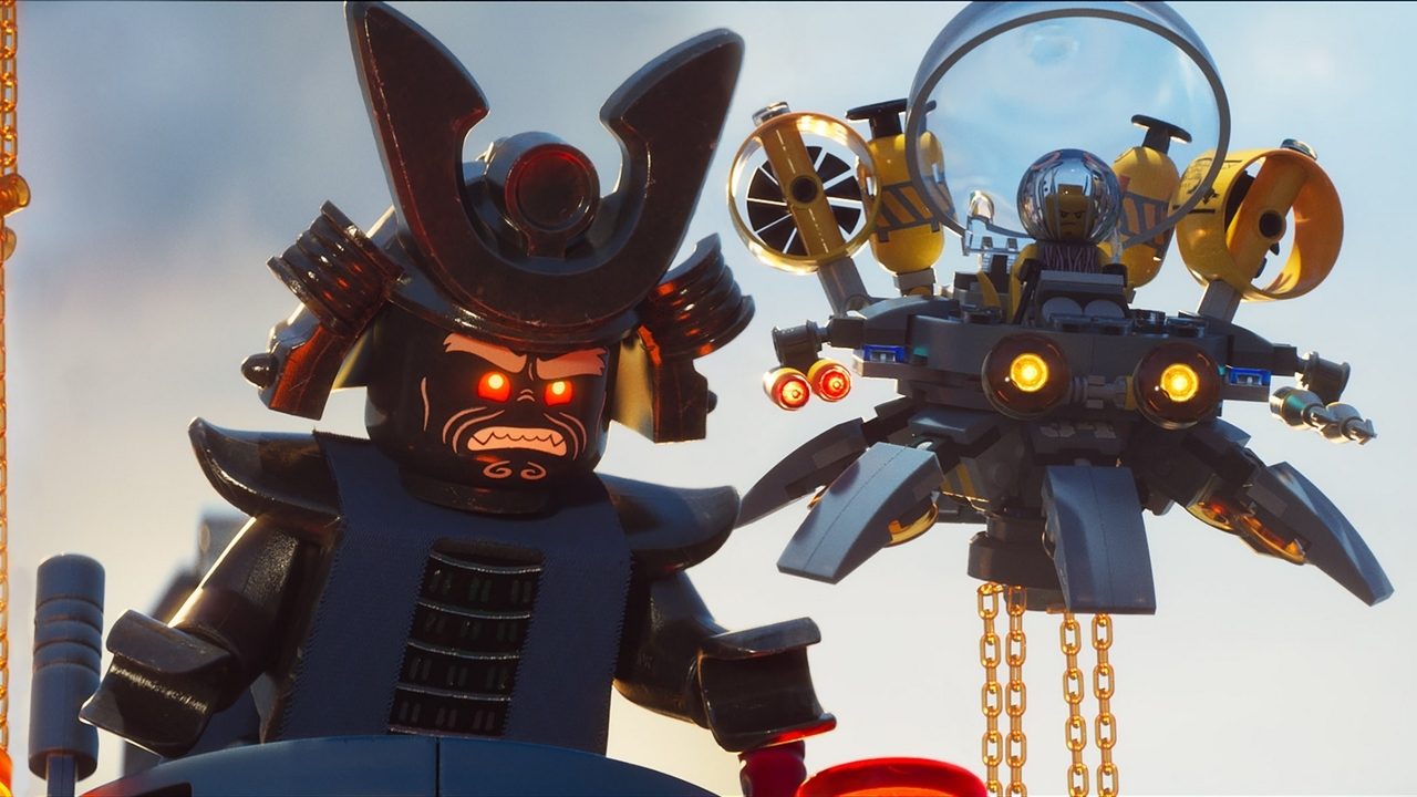 Lego Ninjago film - Tržby a návštěvnost
