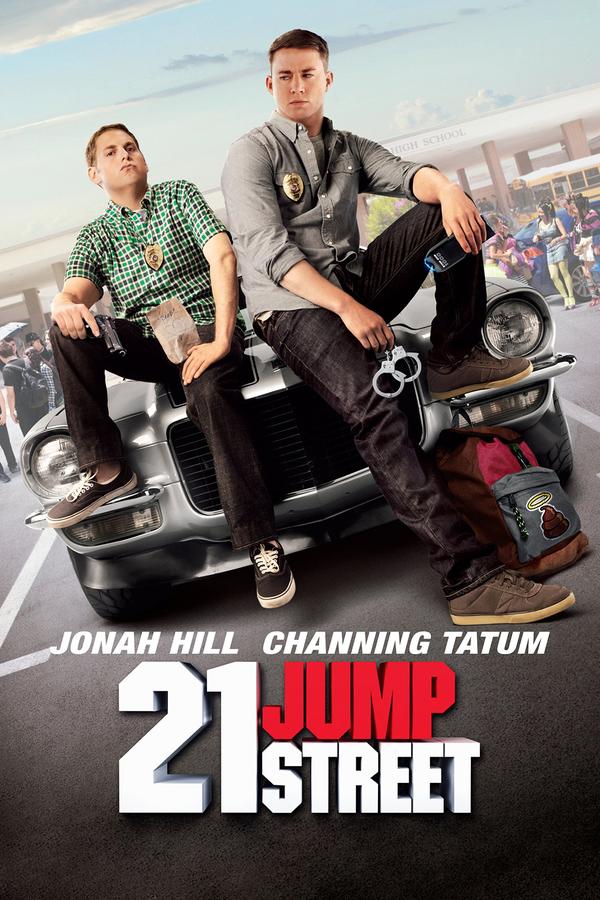 21 Jump street - Tržby a návštěvnost