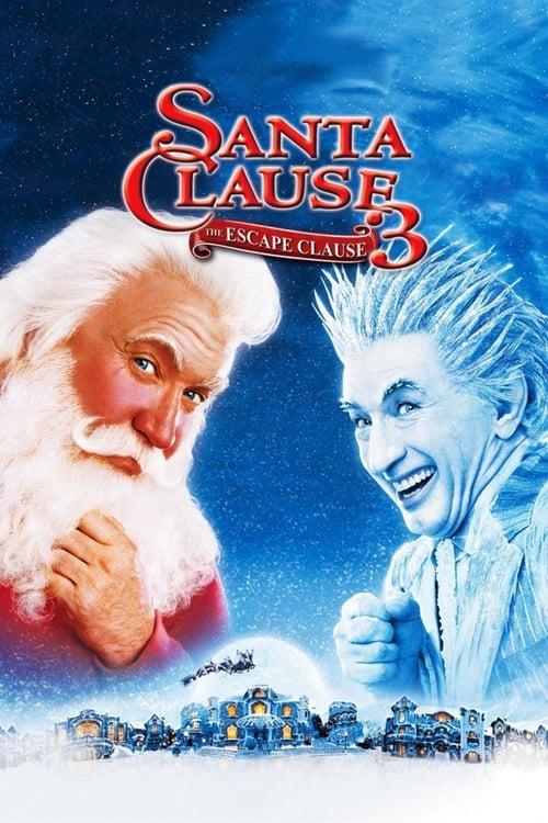 Santa Claus 3: Úniková klauzule online