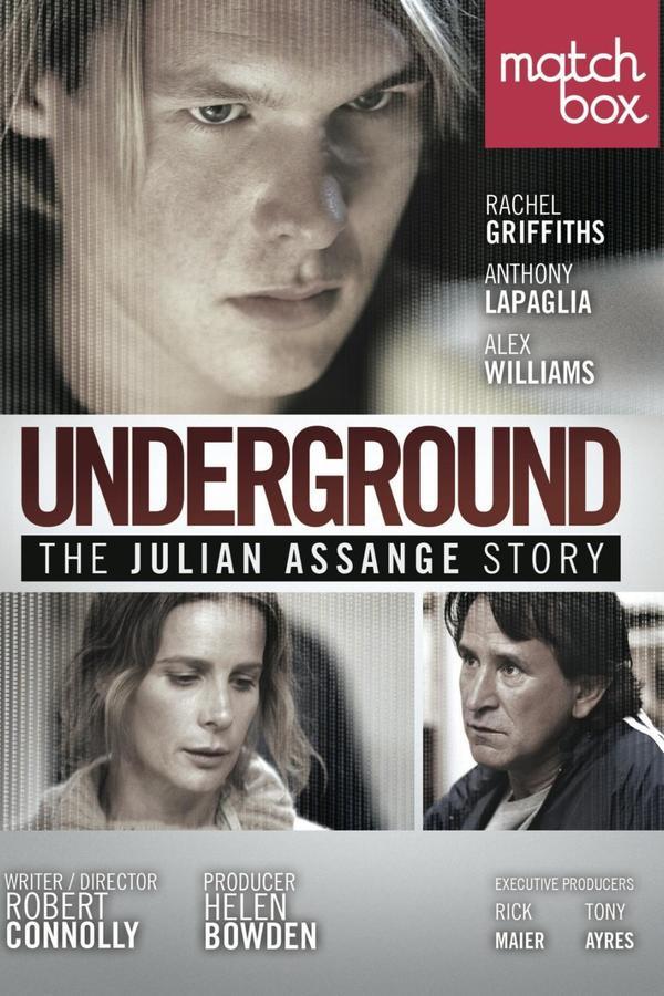 Underground: The Julian Assange Story online